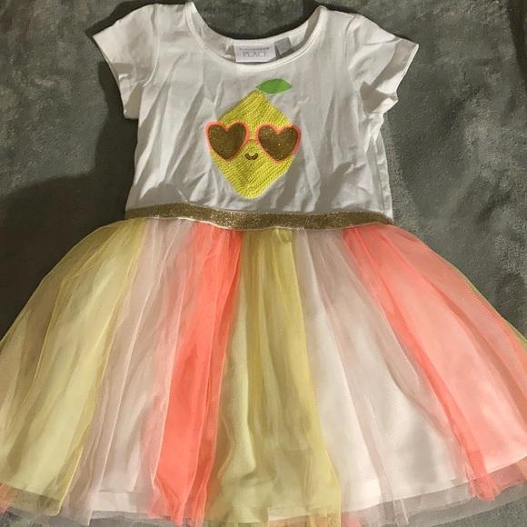 Toddler girl skater dress size 4T